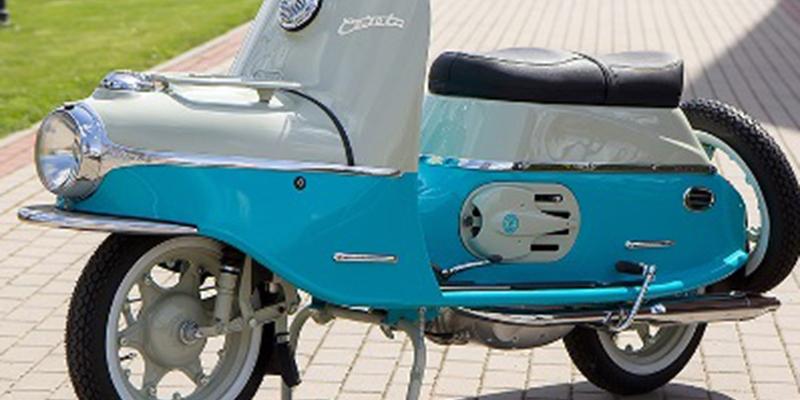 Мотороллер CZ501