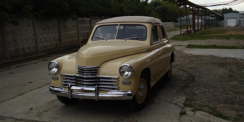 ГАЗ-М20 (кабриолет)