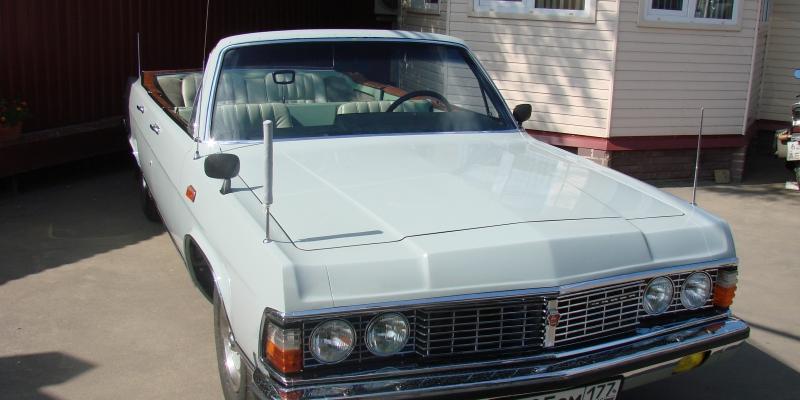 ГАЗ-14-05 парадный фаэтон