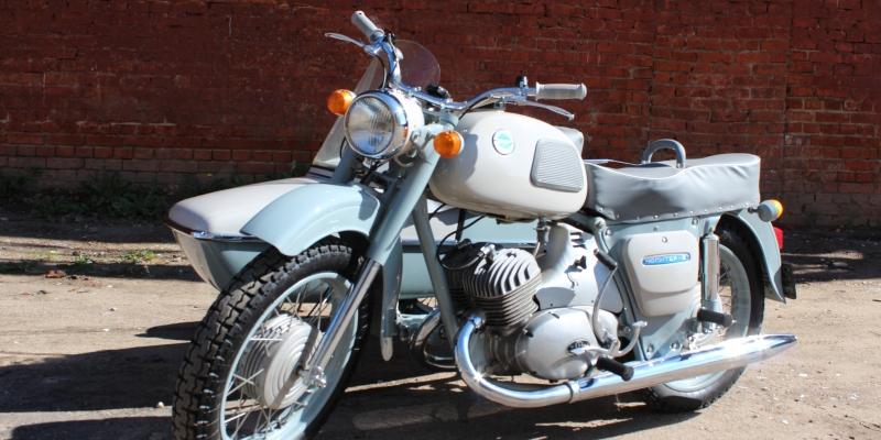 Мотоцикл ИЖ-Юпитер-3К