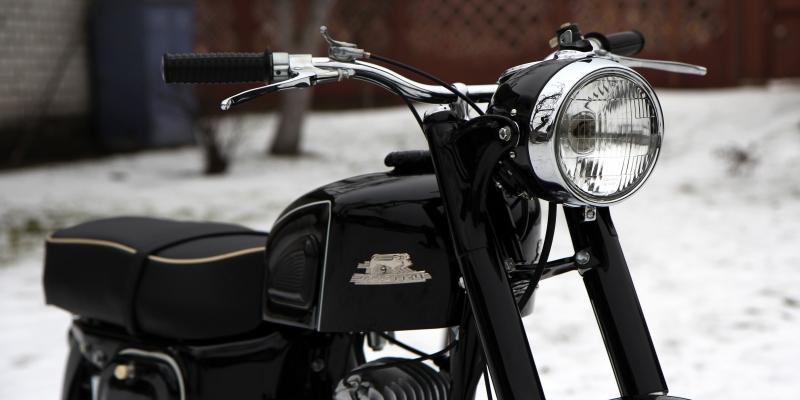Мотоцикл K-175B