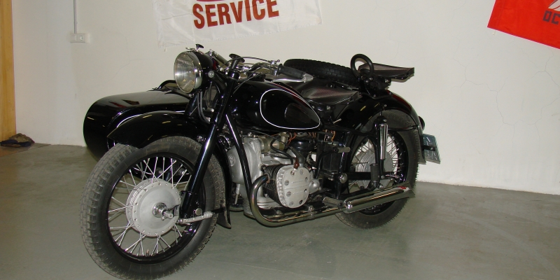 Мотоцикл K750