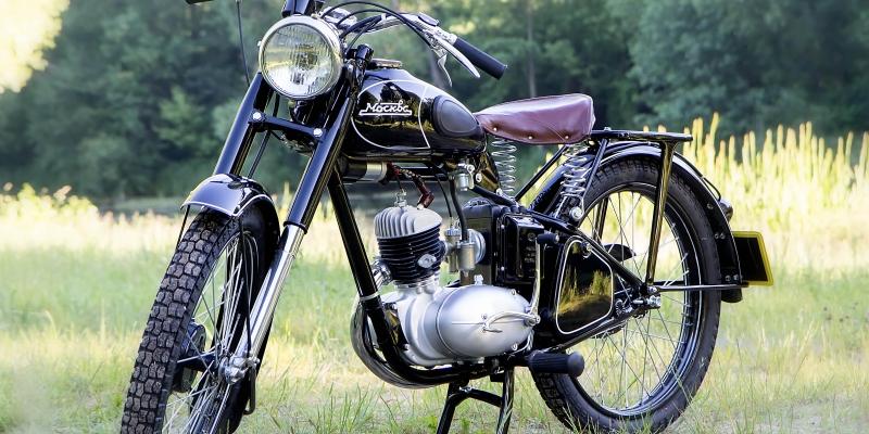 Мотоцикл M1-A