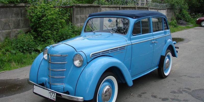Москвич 400-420 кабриолет