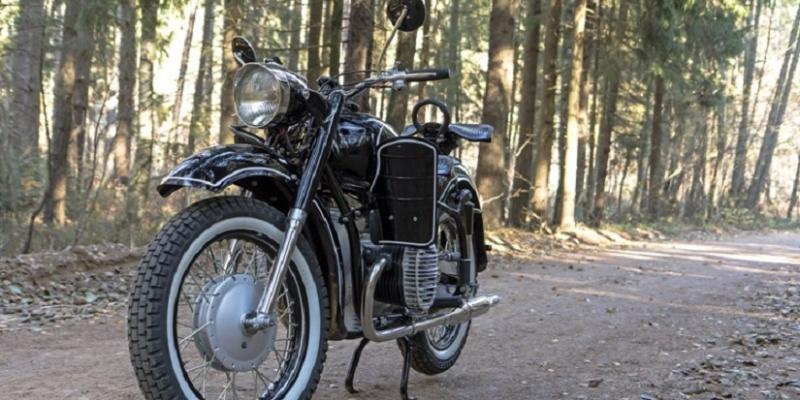 Мотоцикл K750-M