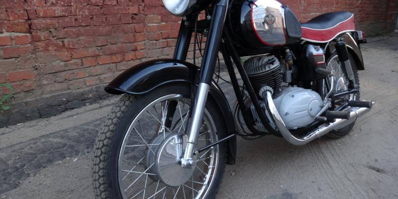 Мотоцикл Pannonia-T5