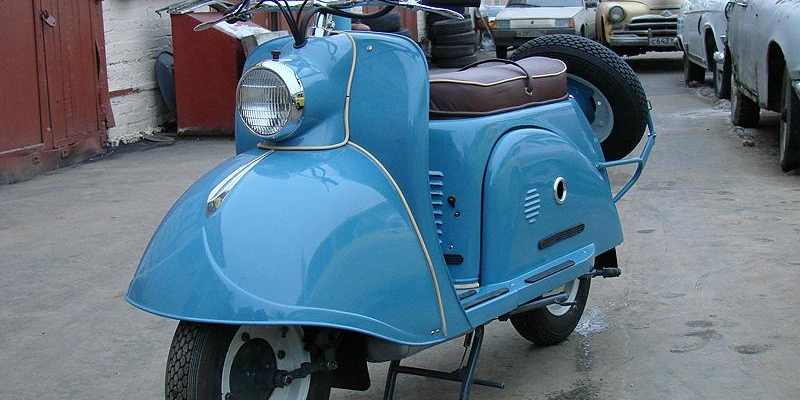Мотоцикл T200-Тула
