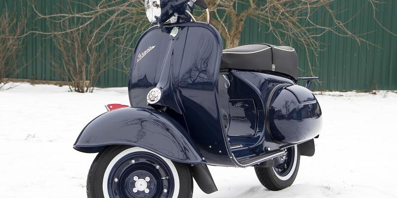 Мотоцикл VP-150